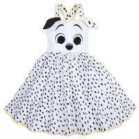 Image of 101 Dalmatians Sun Dress for Girls - Disney Furrytale friends # 1
