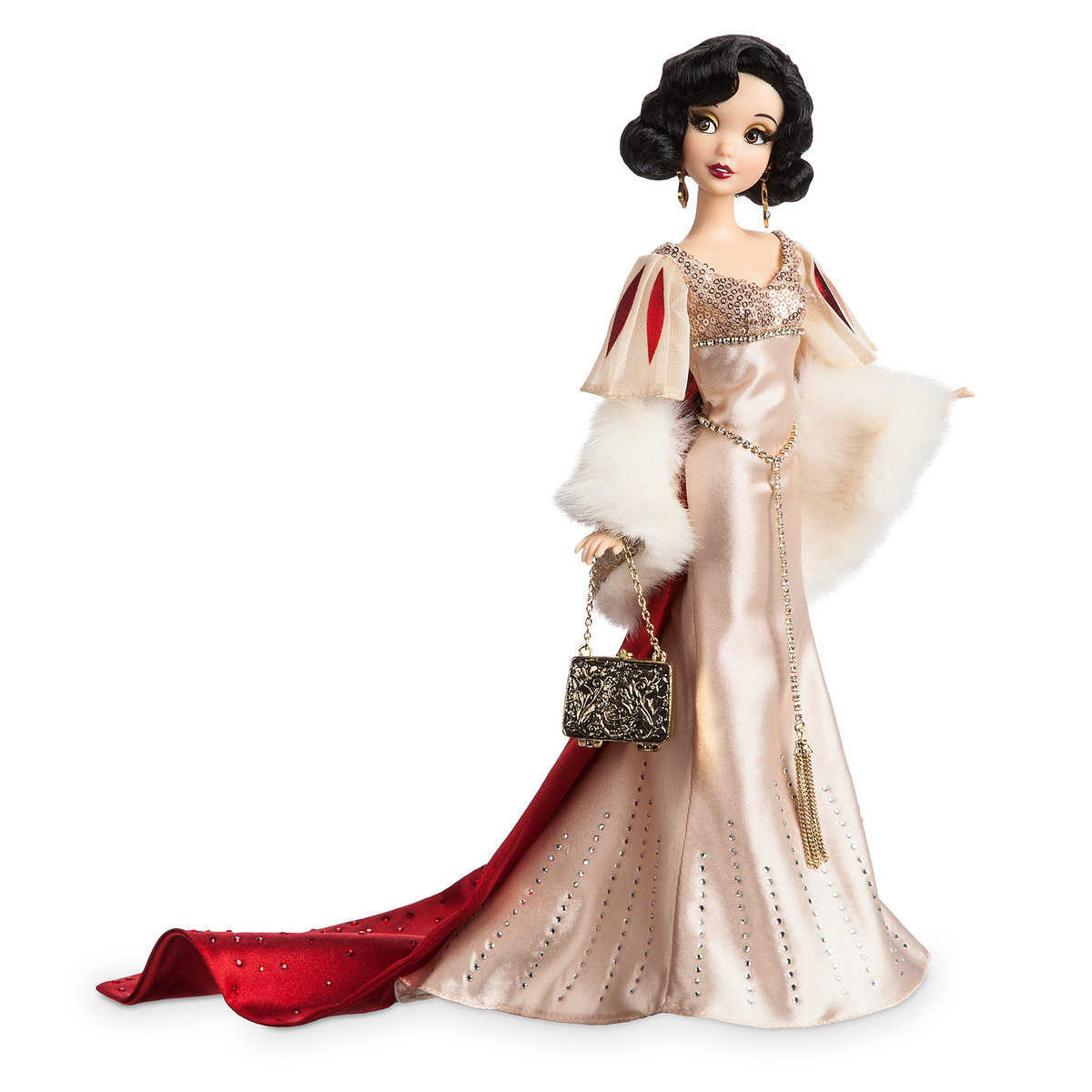 8896fbea82 Product Image of Snow White Disney Designer Collection Premiere Series Doll  - Limited Edition   1