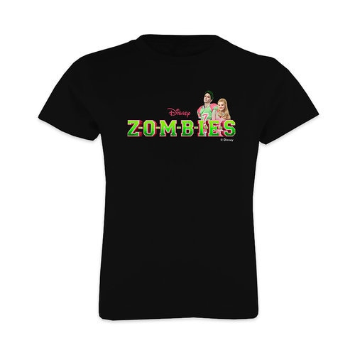 ZOMBIES: Zed & Addison T-Shirt for Girls ? Customizable