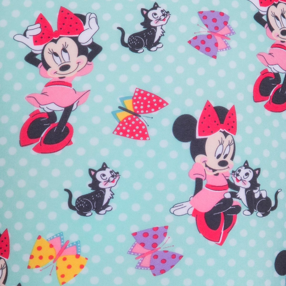 Minnie Mouse and Figaro Swimsuit for Girls | shopDisney