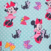 Image of Minnie Mouse and Figaro Swimsuit for Girls # 3