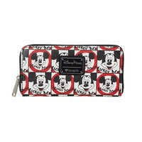 Image of Mickey Mouse Club Wallet by Loungefly # 1