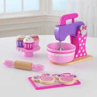 Image of Minnie Mouse Baking and Treats Set by KidKraft - Pink # 2