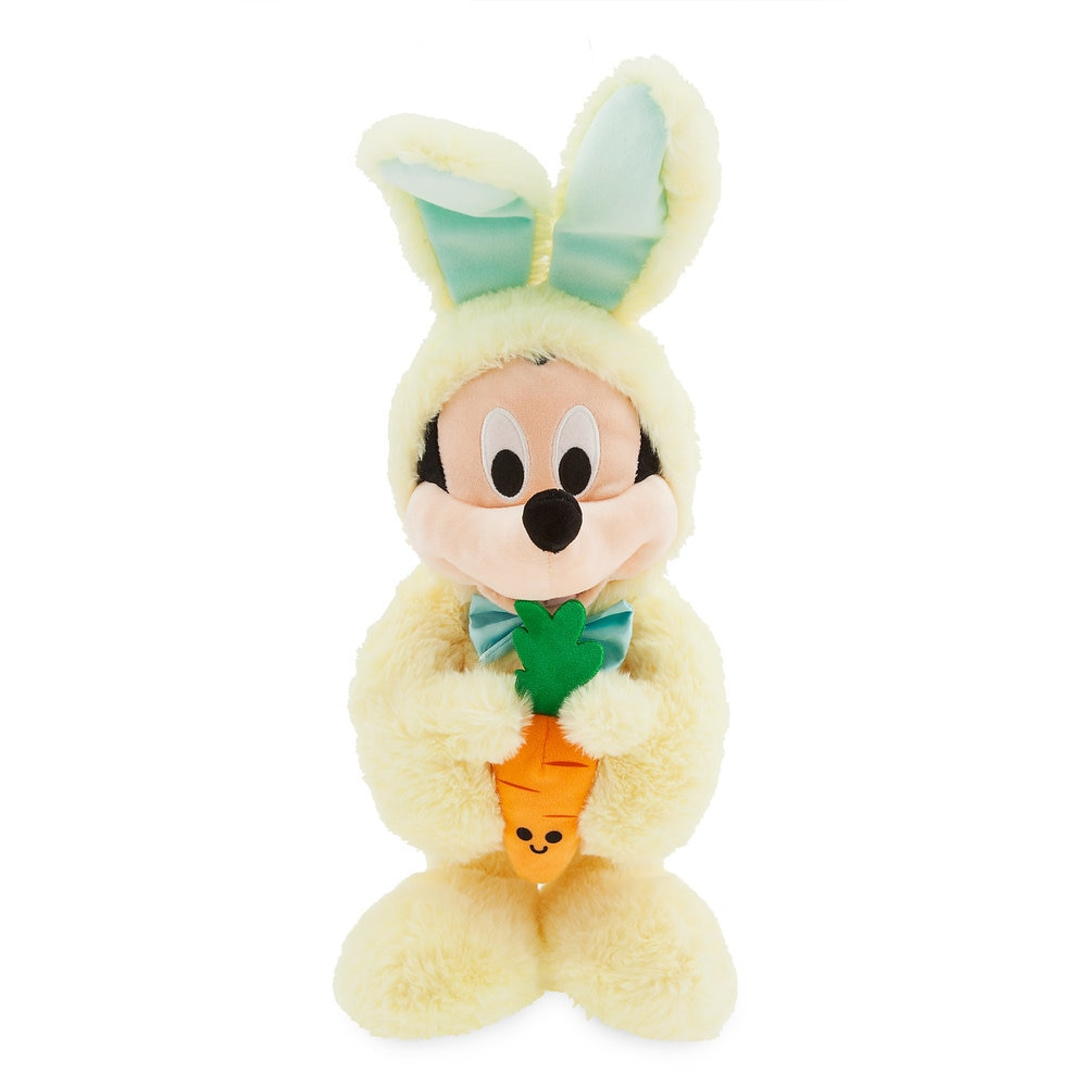 Mickey Mouse Plush Bunny 2019 - Medium - 18'' - Personalized Official shopDisney