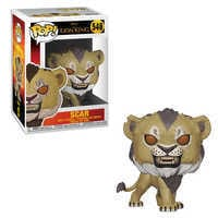 Image of Scar Pop! Vinyl Figure by Funko - The Lion King 2019 Film # 1