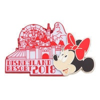 Image of Minnie Mouse Pin - Disneyland 2018 # 1