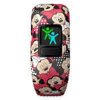 Image of Minnie Mouse vivofit jr. 2 Activity Tracker for Kids by Garmin # 5