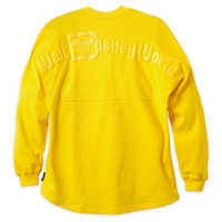 Image of Walt Disney World Spirit Jersey for Adult - Dapper Yellow # 2