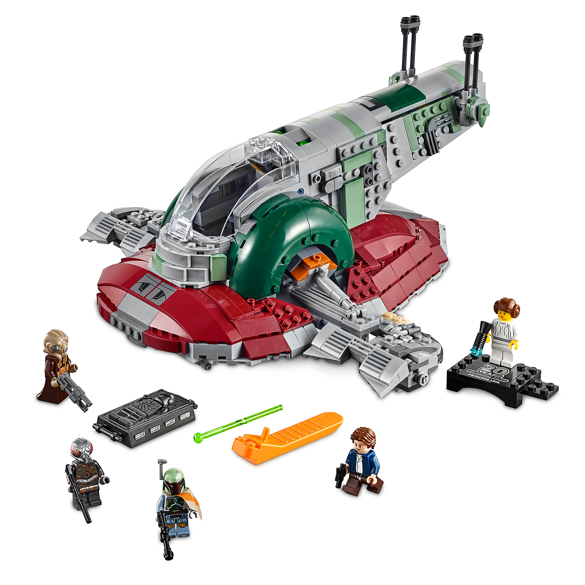 Slave I - 20th Anniversary Edition Play Set by LEGO - Star Wars