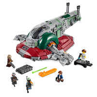 Image of Slave I - 20th Anniversary Edition Play Set by LEGO - Star Wars # 1