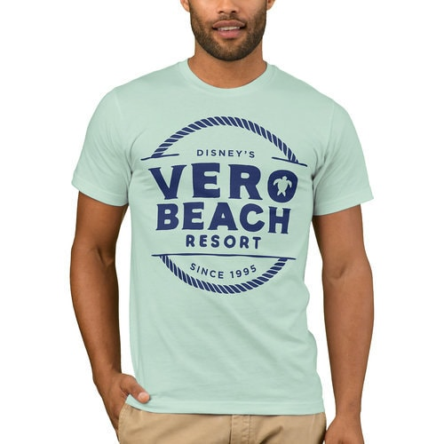 Disney Vacation Club Vero Beach Resort T Shirt For Men