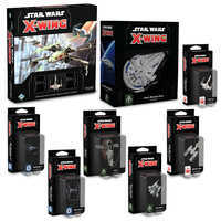 Image of Star Wars Fantasy Flight X-Wing 2.0 Collection # 1