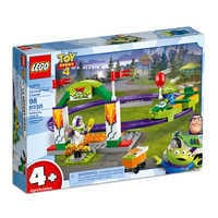 Image of Toy Story 4 Carnival Thrill Coaster Play Set by LEGO # 2