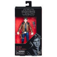 Image of Han Solo Action Figure - Solo: A Star Wars Story - The Black Series # 3