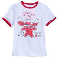 Image of Stitch Ringer T-Shirt for Boys # 1