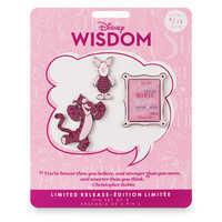 Image of Disney Wisdom Pin Set - Piglet - April - Limited Release # 2