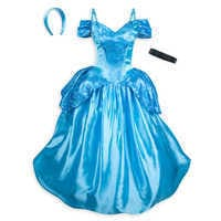 Image of Cinderella Prestige Costume for Adults by Disguise # 3