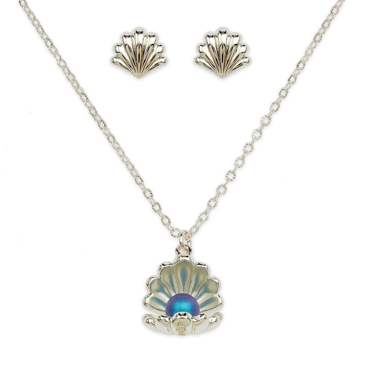 Ariel Jewelry Set For Girls The Little Mermaid Shopdisney
