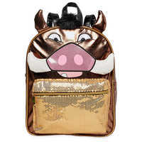 Image of Pumbaa Fashion Backpack - The Lion King # 1