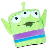 Image of Toy Story Alien Convertible Fleece Throw - Personalized # 2