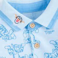 Image of Tigger Shirt and Shorts Set for Baby # 6
