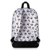 Image of Mickey Mouse Faces Backpack # 2