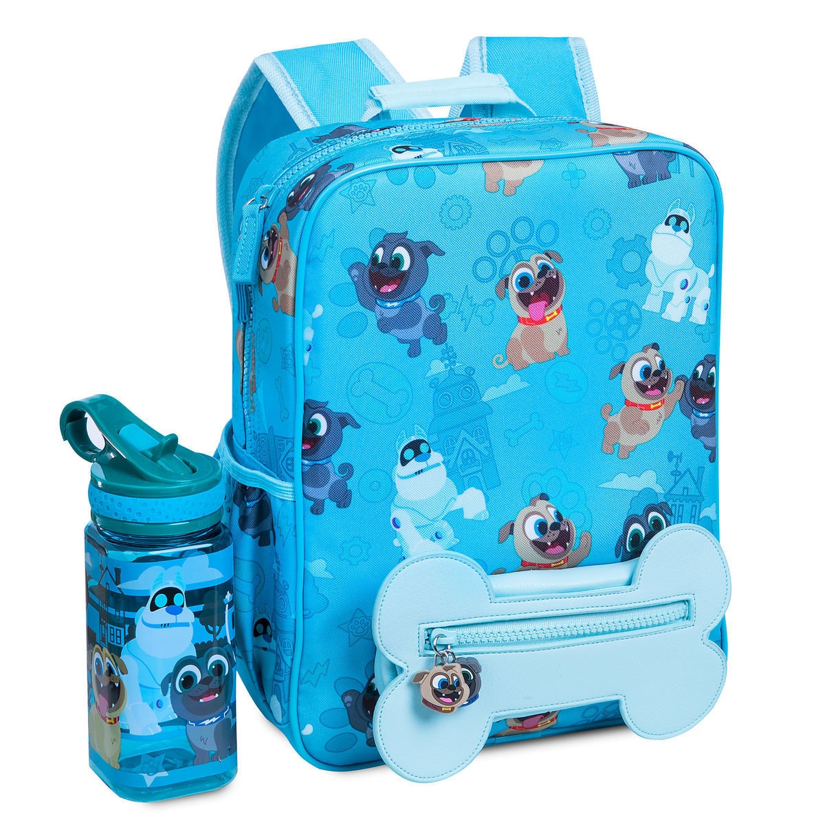Product Image of Puppy Dog Pals Junior Backpack - Personalizable   2 c3d51c31a174c
