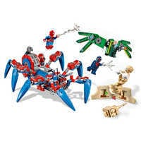 Image of Spider-Man's Spider Crawler Playset by LEGO # 3