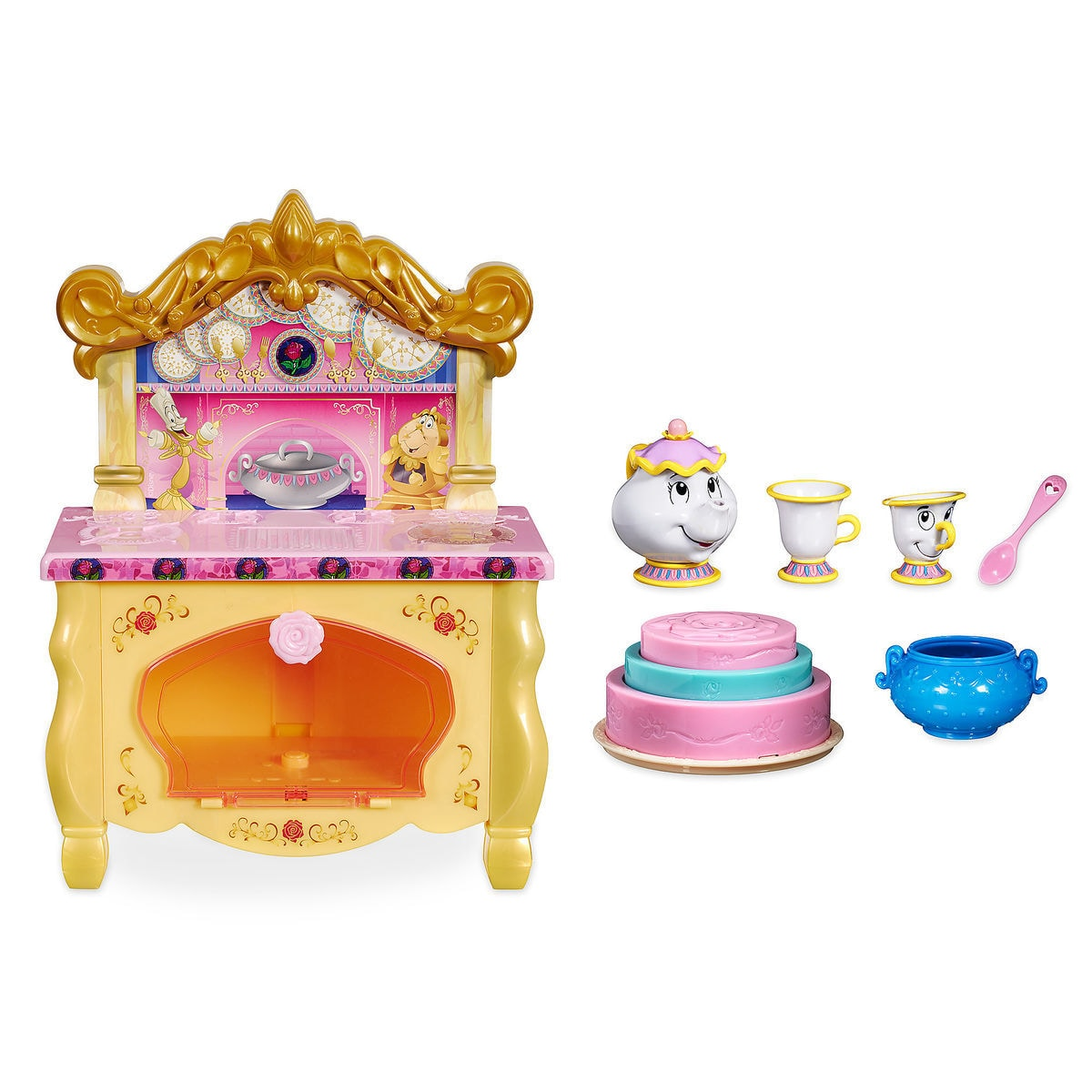 product image of belles enchanted kitchen playset 1 - Kitchen Play Set