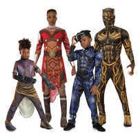 Image of Black Panther Costume Collection for Family # 1