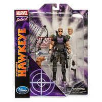 Image of Hawkeye Action Figure - Marvel Select - 7'' # 2