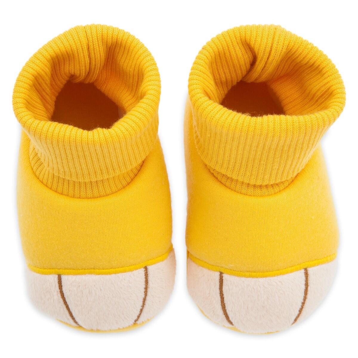 4eb2b71678edd Simba Costume Shoes for Baby | shopDisney