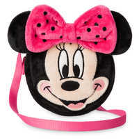 Image of Minnie Mouse Plush Purse for Girls # 1