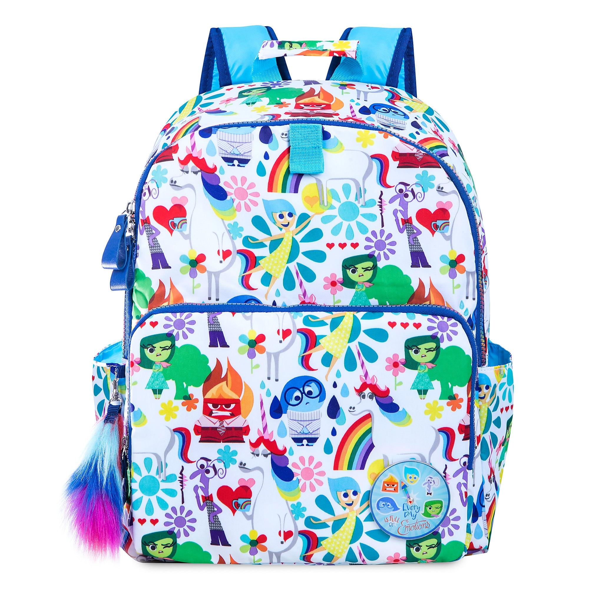 Inside Out Backpack - Personalizable