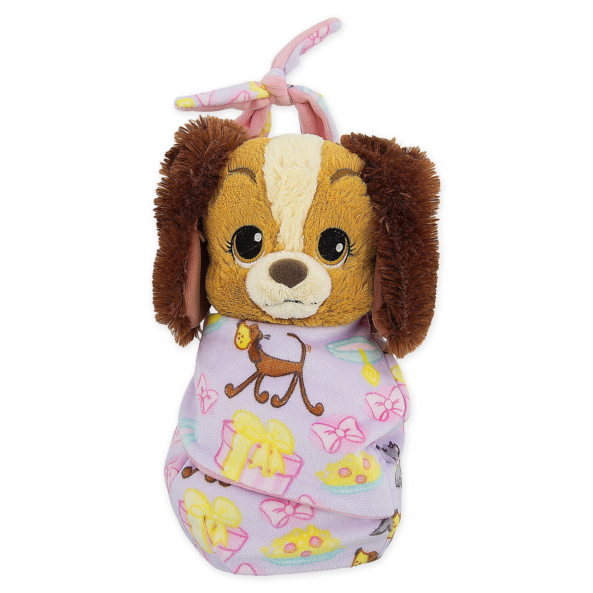 Lady Plush with Blanket Pouch - Disney's Babies - Small