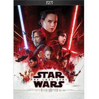 Image of Star Wars: The Last Jedi DVD # 1