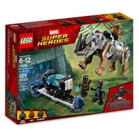 Image of Rhino Face-Off by the Mine Playset by LEGO - Black Panther # 4