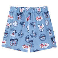 Image of Mickey and Minnie Mouse Pajama Set for Women # 3