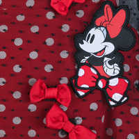 Image of Minnie Mouse Fancy Dress for Girls # 4