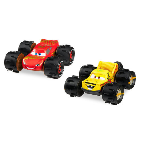 Lightning McQueen & Taco All-Terrain Racers Set - Cars 3