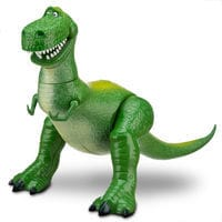 Disney Store deals on Rex Talking Action Figure Toy Story