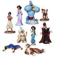 Image of Aladdin Deluxe Figurine Set # 1