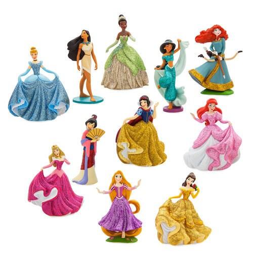 Disney Princess Gallery Slideshow: Disney Princess Deluxe Figure Playset