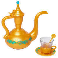 Image of Aladdin Tea Play Set - Live Action Film # 3