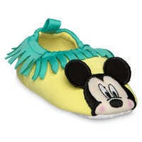 Image of Mickey Mouse Swim Shoes for Baby # 1
