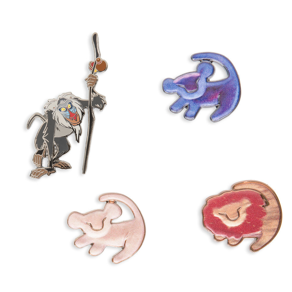 The Lion King 25th Anniversary Pin Set - Limited Edition Official shopDisney