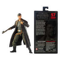Image of DJ (Canto Bight) Action Figure - Star Wars: The Last Jedi - The Black Series # 5