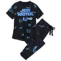 Image of Star Wars ''Jedi Master'' PJ Set for Men # 1