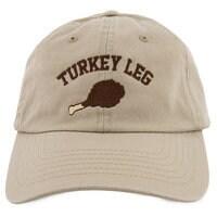 Image of Turkey Leg Baseball Cap for Adults # 1