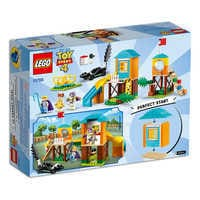 Image of Buzz & Bo Peep's Playground Adventure Play Set by LEGO - Toy Story 4 # 3